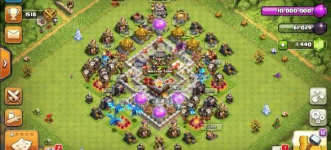 Как восстановить свою деревню в Clash of Clans?