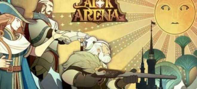 Этап Божественный мир в AFK Arena