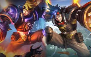Жесткий огнемётчик Икс Борг — ещё один имбовый герой в Mobile Legends