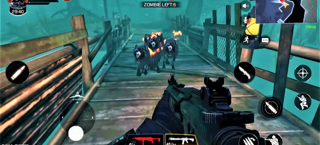 Подробное руководство по зомби режиму в Call of Duty Mobile