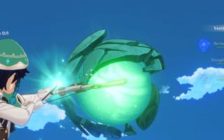 Прохождение задания Время и ветер в Genshin Impact. Подробный гайд!