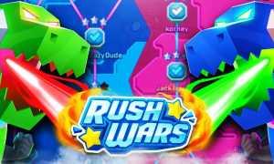 Rush Wars новая игра от Supercell: ТОП советы и секреты