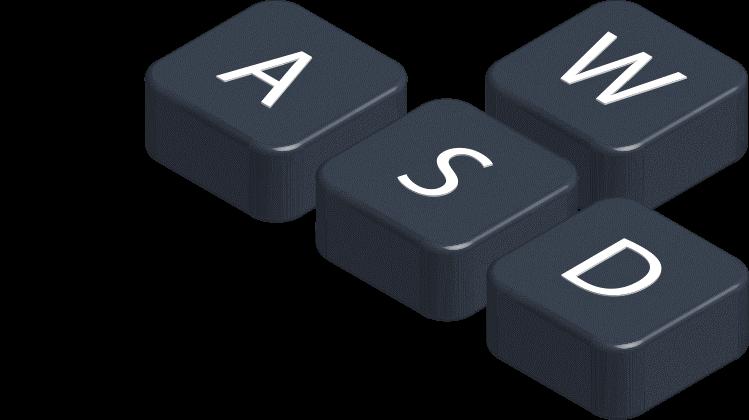 Клавиши клавиатуры