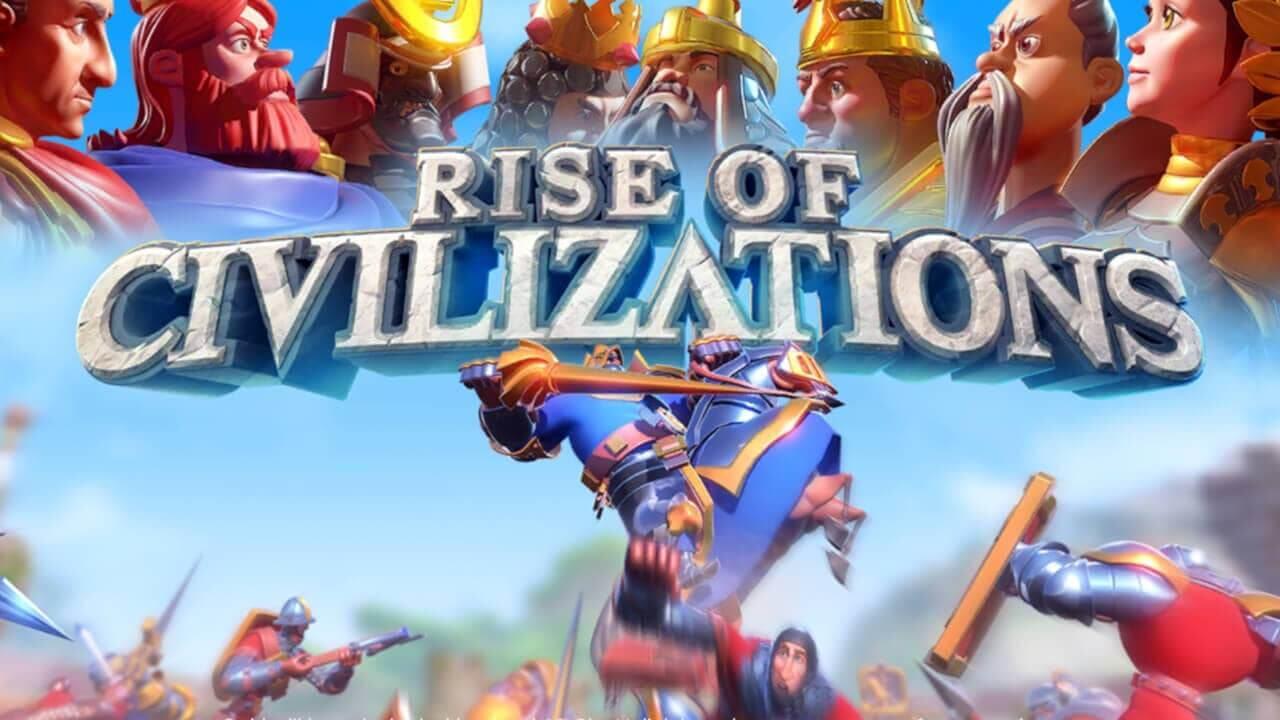 Императоры в Рассвете Цивилизаций
