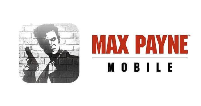 Max Payne логотип