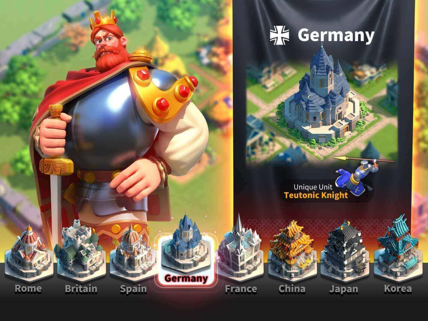 Выбор Германии