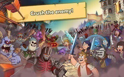 Crush the Enemy