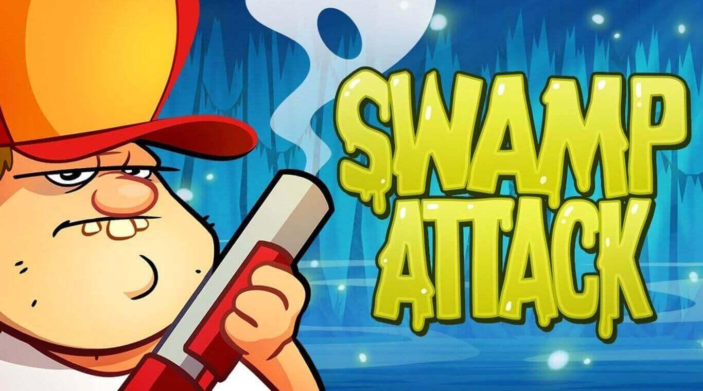 Swamp Attack логотип