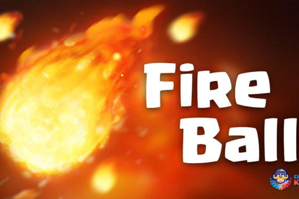 Огненный шар (Fireball)