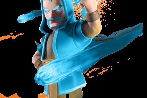 Ледяной колдун (Ice Wizard)