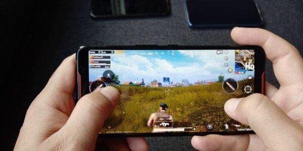 геймплей pubg mobile