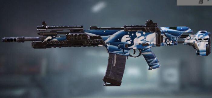 Оружие AK117 обзор