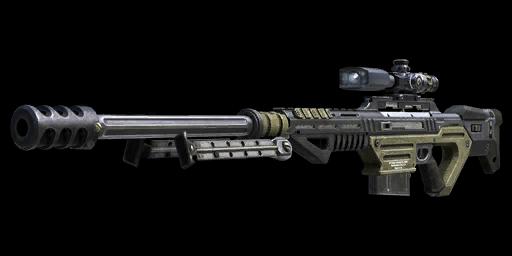 Снайперка в CoD